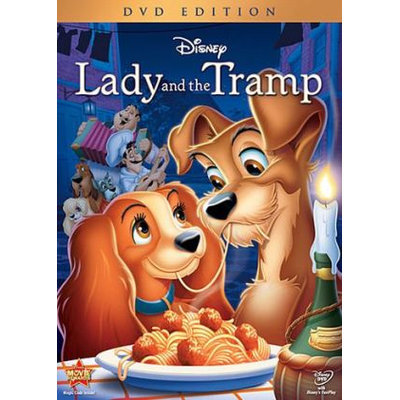 Lady and the Tramp - Widescreen Subtitle - DVD