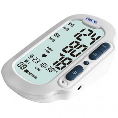 Mdf Instruments Usa MDF MDFBP65 Lenus Large LCD Digital Blood Pressure Monitor - Arm