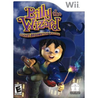 Crave Billy the Wizard (Nintendo Wii)