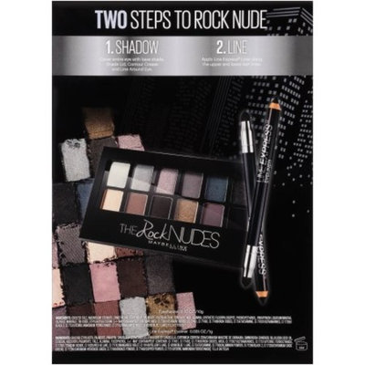 Maybelline New York Dare To Rock Nude Holiday Kit