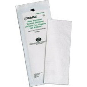 Reliamed Non Adhesive Absorbent Pad, 3in x 4in, Sterile, 50 ZG34S