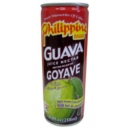 Philippine Juice Drink Calamans, 8.4-Ounce (Pack of 12)