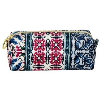 Contents Moroccan Radiance Rectangle Kit Cosmetic Bag