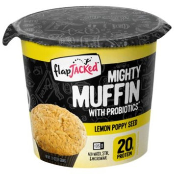 Mighty Muffin Lemon Poppy Seed - LEMON POPPY SEED (1 Cup) by FlapJacked at the Vitamin Shoppe