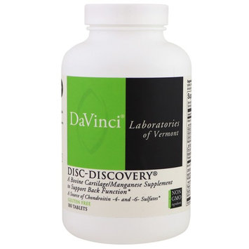 DaVinci Laboratories of Vermont, Disc-Discovery, 180 Tablets