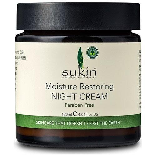 Sukin Moisture Restoring Night Cream 120ml