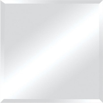 Vogue 30 in. H x 30 in. W Square Mirror