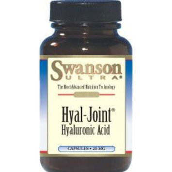Hyal-Joint (Hyaluronic Acid) 20 mg 60 Caps