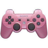 Sony Computer Entertainment PS3 DualShock 3 Controller - Candy, Pink