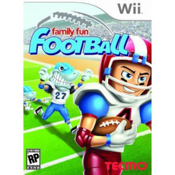 Tecmo Family Fun Football (wiitcm1063)