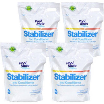 Pool Mate Stabilizer and Conditioner