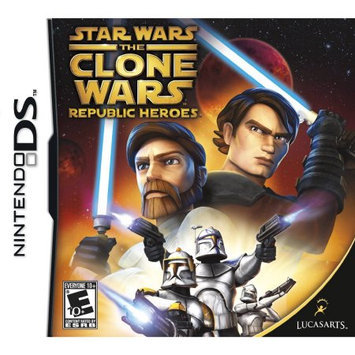 Lucas Arts Star Wars The Clone Wars: Republic Heroes - Nintendo Ds