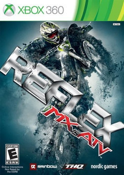 Thq Xbox 360 - MX Vs. ATV Reflex