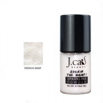 Jcat Beauty J.Cat Sparkling Powder 201 Papaya Whip []