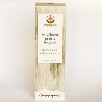 Wildflower Prairie Body Oil Wild Carrot Herbals 150mL (5 oz) Oil