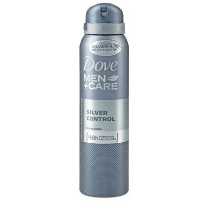 Dove Men+Care Silver Control Antiperspirant Deodorant Spray