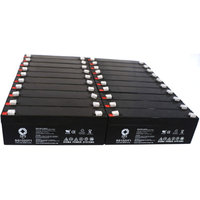 SPS Brand 12V 2.3 Ah Replacement Battery for Interstate Batteries BSL1015 (16 pack)