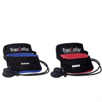 TracCollar Neck Traction-Small/Medium (Red)