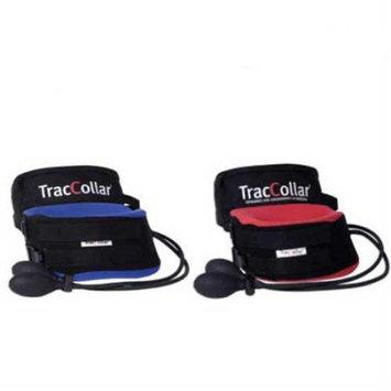 TracCollar Neck Traction-Small/Medium (Red)