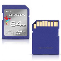 ADATA Premier 64GB Secure Digital Extended Capacity (SDXC) Flash Card