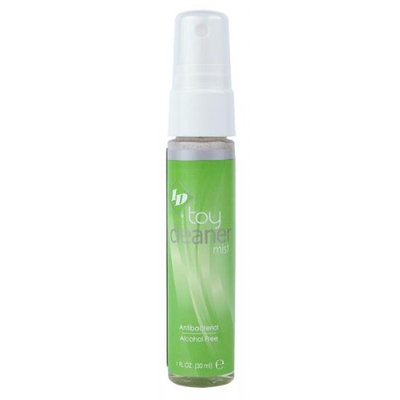 ID Toy Cleaner Mist 1oz-(Package of 2) (Pack of 2)