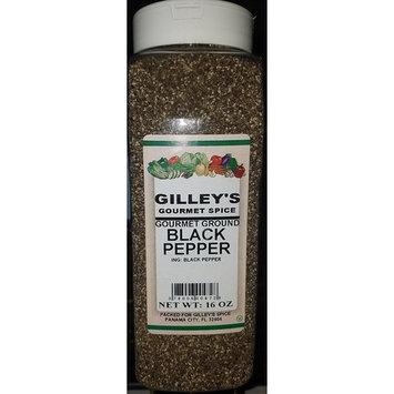 Gilley's Gourmet Ground Black Pepper