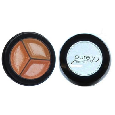 Purely Pro Cosmetics Purely Pro Concealer Trio Sun Soaked