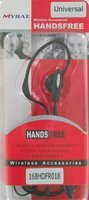 Mybat HandsFree 168HDFR018 Headset for Kyocera- Black