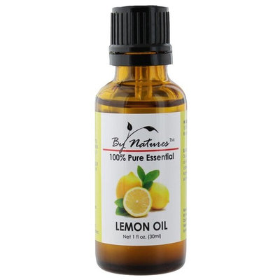 By Natures - LEMON 100% Pure Essential Oil 1oz