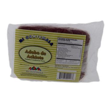 Mi Guatemala Annatto Seasoning Paste 16oz - Adobo de Achiote (Pack of 3)