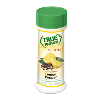 True Citrus True Lemon Pepper Shaker 2.12oz