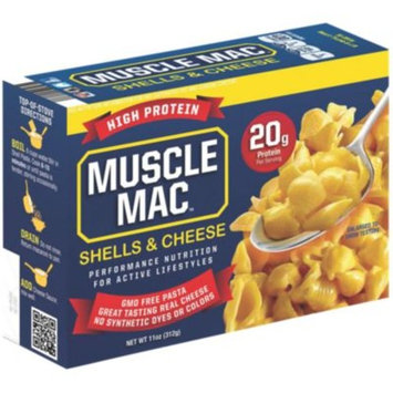 Shop Muscle Mac Deluxe Shells & Cheese at The Vitamin Shoppe