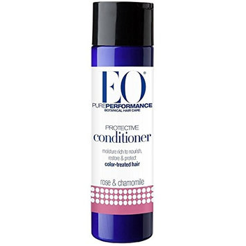 2 Packs of Eo Products Rose And Chamomile Conditioner