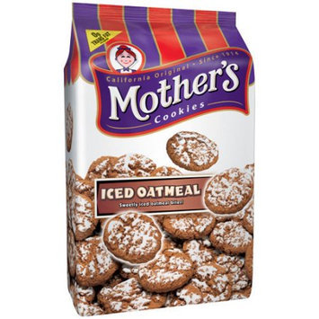 Mother's Cake & Cookie Company Cookies, Iced Oatmeal, 14 oz (396 g)