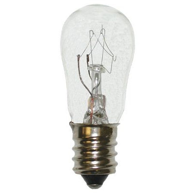 Lumapro Incandescent Light Bulb (S6, 6W). Model: 4RZW3