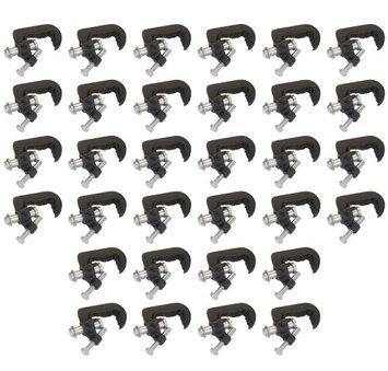 Chauvet Dj Chauvet CLP-05 DJ Light Mounting C Clamps (32 Pack)