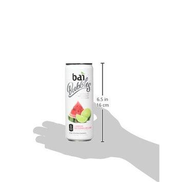 Bai Bubbles, Sparkling Water, Lambari Watermelon Lime, Antioxidant Infused Drinks, 11.5 Fluid Ounce Cans, 12 count [Lambari Watermelon Lime]