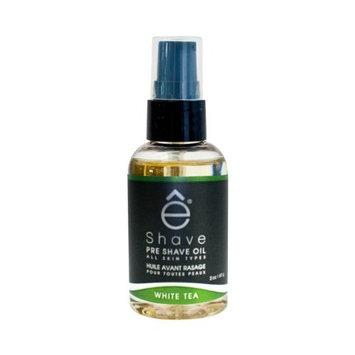 eShave Pre Shave Oil, 2 oz. [White Tea]