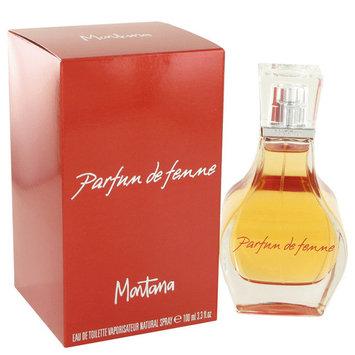 Montana Parfum De Femme by Montana - Eau De Toilette Spray 3.3 oz