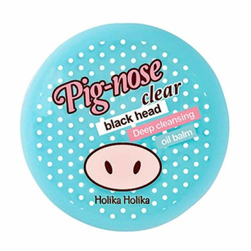 (6 Pack) HOLIKA HOLIKA Pig Nose Clear Blackhead Deep Cleansing Oil Balm