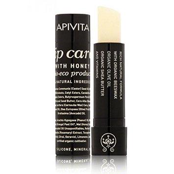 Apivita Apivita bio-eco lip care with honey, 0.15oz, 0.15 Ounce