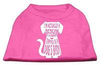 Ahi Trapped Screen Print Shirt Bright Pink Sm (10)
