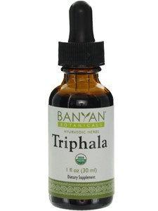 Banyan Botanicals, Triphala Liquid Extract 1 oz