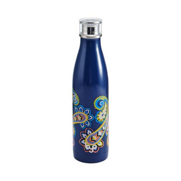 Byo Yellow Paisley Perfect Seal™ Vacuum Insulated Bottle
