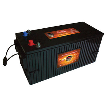 VMAX XTR4D-200 12V battery for Athey Products Corp. Mobile Sweepers using 200ah