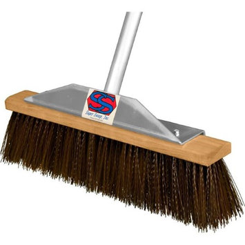 Super Sweeper 1000-105124 24 in. Palmyra Poly Super Sweeper Broom