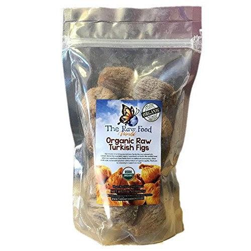 Organic Raw Dried Turkish Figs 16oz - (No Sugar Added & Unsulphered)