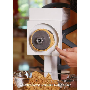 Country Living Grain Mill Peanut Butter Plus Accessory
