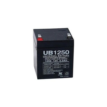 12v 4500 mAh UPS Battery for Acme Security Systems BPS