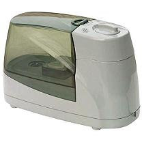 Advanced Pureair By Real Spirit Usa Ionic Mist Humidifier - Cleanses the Air as it Humidifies